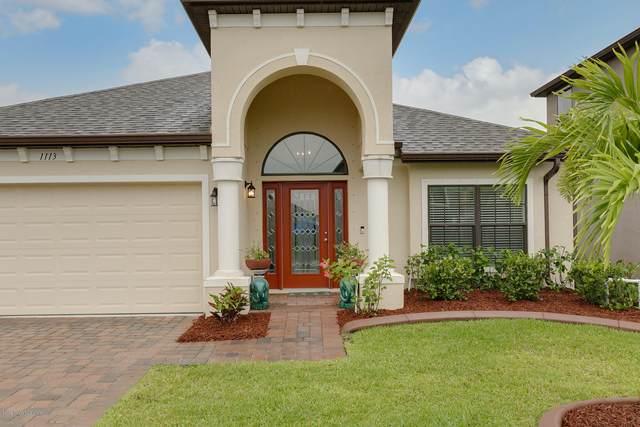 1113 Musgrass Circle, West Melbourne, FL 32904 (MLS #877247) :: Blue Marlin Real Estate