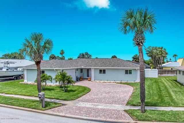 718 Atlantic Drive, Satellite Beach, FL 32937 (MLS #877296) :: Blue Marlin Real Estate
