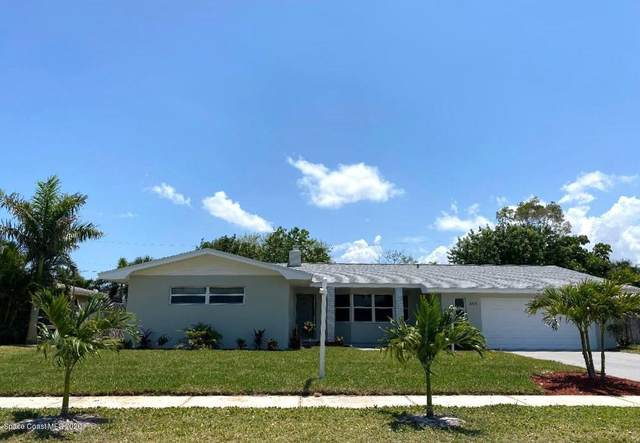 385 Hamlin Avenue, Satellite Beach, FL 32937 (MLS #877305) :: Blue Marlin Real Estate
