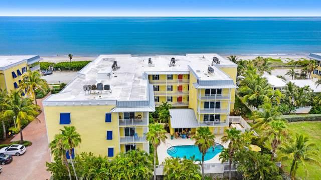 505 S Miramar Avenue #2302, Indialantic, FL 32903 (MLS #877473) :: Blue Marlin Real Estate