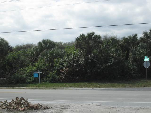 0 Unknown, Melbourne Beach, FL 32951 (MLS #877485) :: Coldwell Banker Realty