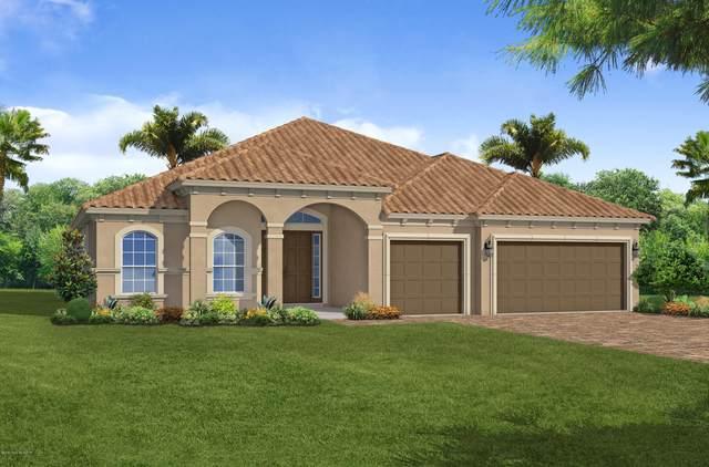 8120 Stonecrest Drive, Melbourne, FL 32940 (MLS #877508) :: Blue Marlin Real Estate