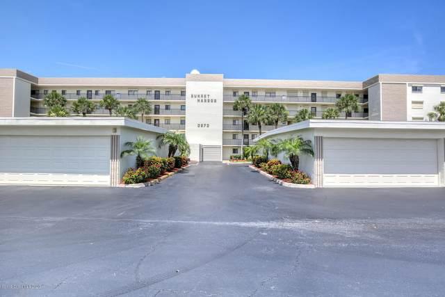 3873 S Banana River Boulevard #203, Cocoa Beach, FL 32931 (MLS #877513) :: Blue Marlin Real Estate