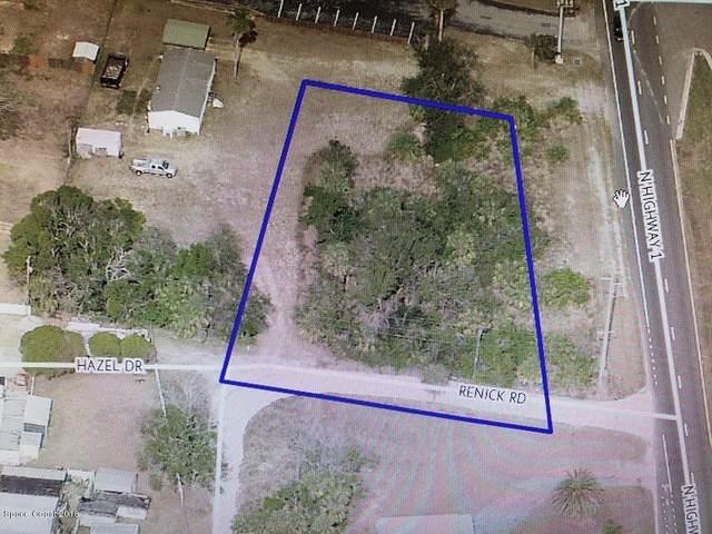 4045 &4055 N Highway 1 N, Cocoa, FL 32927 (MLS #877545) :: Blue Marlin Real Estate