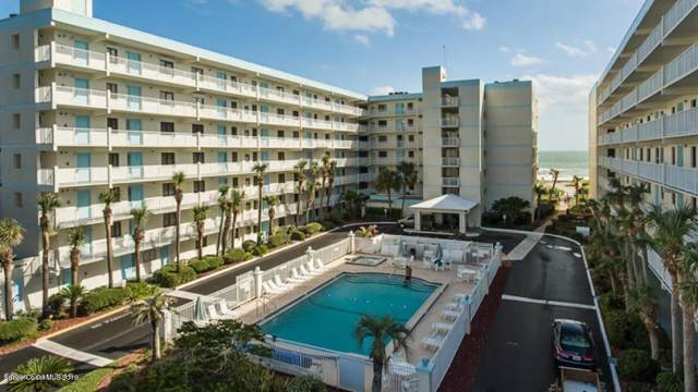 1050 N Atlantic Avenue #302, Cocoa Beach, FL 32931 (MLS #877555) :: Blue Marlin Real Estate