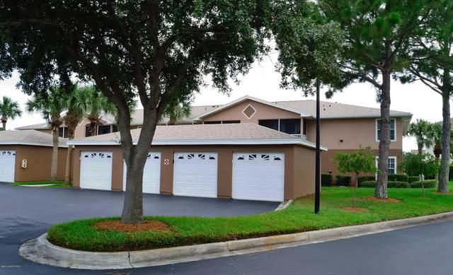 1861 Long Iron Drive #1105, Rockledge, FL 32955 (MLS #877575) :: Blue Marlin Real Estate