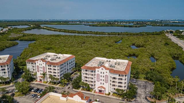 801 Del Rio Way #503, Merritt Island, FL 32953 (MLS #877627) :: Blue Marlin Real Estate