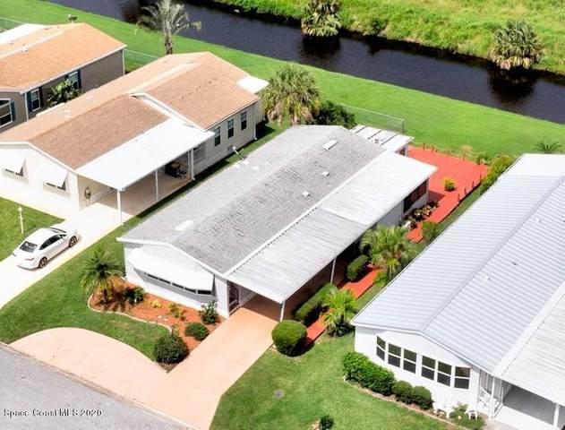 471 Papaya Circle, Barefoot Bay, FL 32976 (MLS #877682) :: Armel Real Estate
