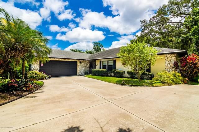 107 Briarwood Lane, Cocoa, FL 32926 (MLS #877713) :: Coldwell Banker Realty