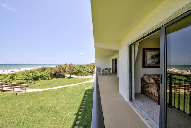 3060 N Atlantic Avenue #306, Cocoa Beach, FL 32931 (MLS #877725) :: Blue Marlin Real Estate