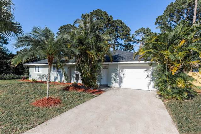 171 Angelo Road SE, Palm Bay, FL 32909 (MLS #877735) :: Blue Marlin Real Estate