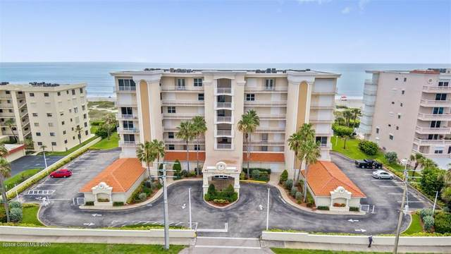 225 N Atlantic Avenue #503, Cocoa Beach, FL 32931 (MLS #877741) :: Premium Properties Real Estate Services