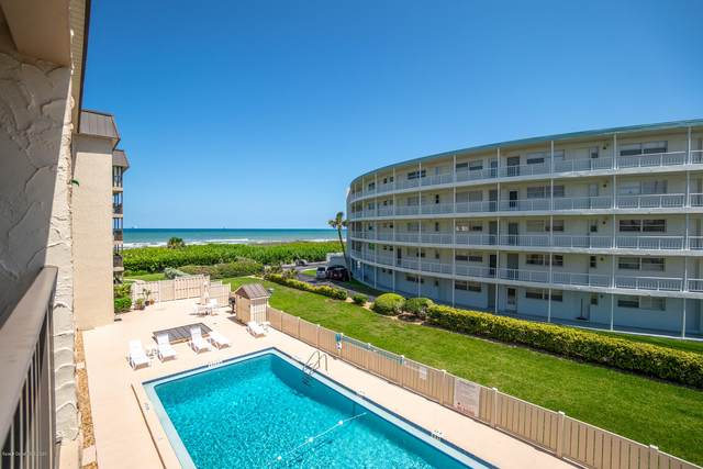 4100 Ocean Beach Boulevard #304, Cocoa Beach, FL 32931 (MLS #877804) :: Blue Marlin Real Estate