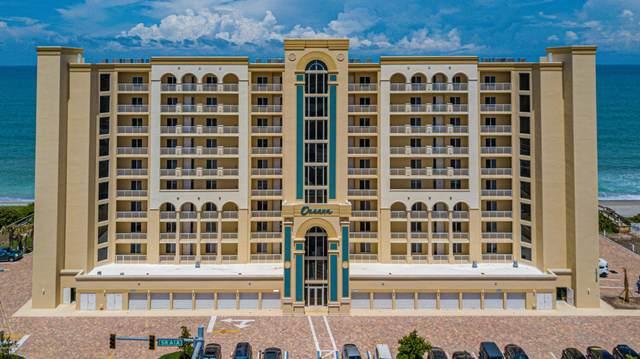 1025 Florida A1a #403, Satellite Beach, FL 32937 (MLS #877826) :: Blue Marlin Real Estate