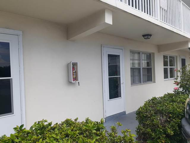 2170 Knox Mcrae Drive #13, Titusville, FL 32780 (MLS #877836) :: Blue Marlin Real Estate