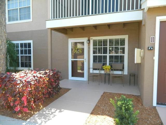 1880 Long Iron Drive #1303, Rockledge, FL 32955 (MLS #877840) :: Blue Marlin Real Estate