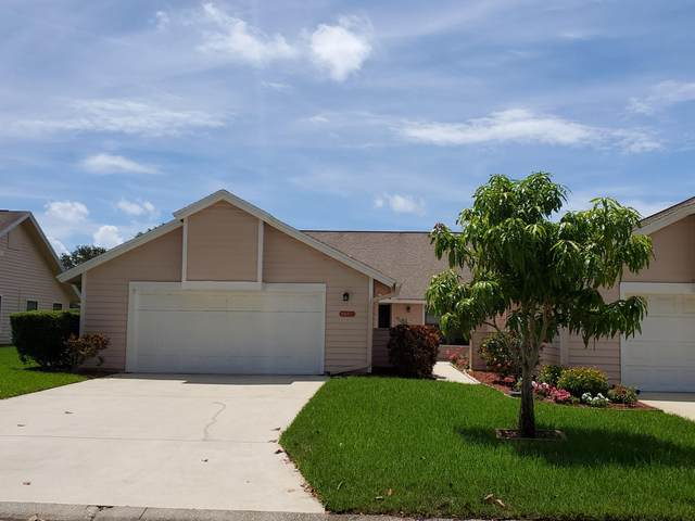 867 Ridge Lake Drive, Melbourne, FL 32940 (MLS #877920) :: Blue Marlin Real Estate
