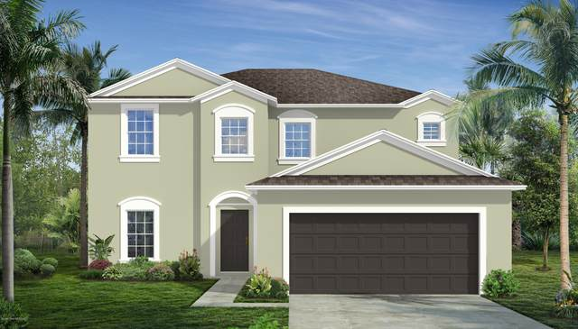 670 Boughton Way, West Melbourne, FL 32904 (MLS #878002) :: Blue Marlin Real Estate