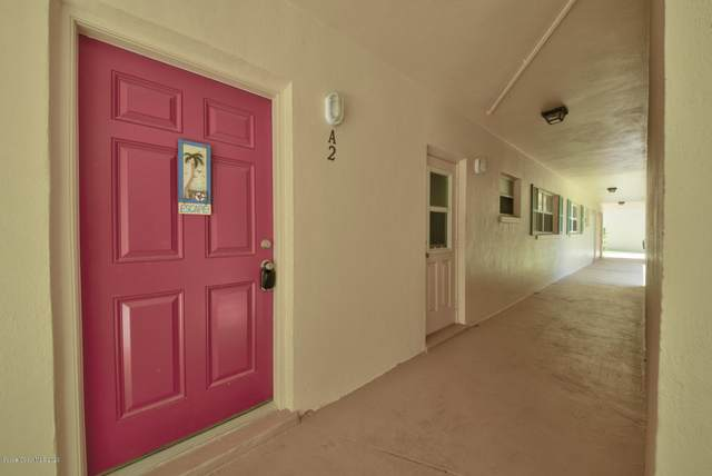 375 Polk Avenue A2, Cape Canaveral, FL 32920 (MLS #878025) :: Blue Marlin Real Estate