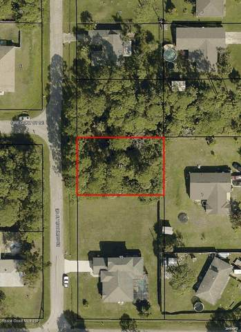 321 Edgewater Avenue SE, Palm Bay, FL 32909 (MLS #878126) :: Blue Marlin Real Estate