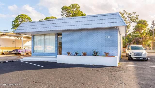 881 Barton Boulevard, Rockledge, FL 32955 (MLS #878210) :: Blue Marlin Real Estate