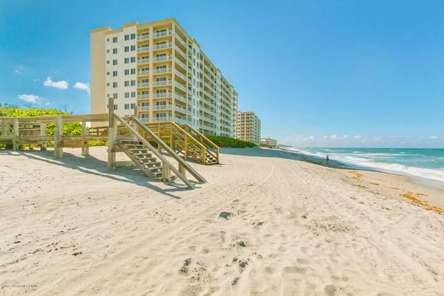 1045 S Highway A1a #903, Satellite Beach, FL 32937 (MLS #878215) :: Blue Marlin Real Estate