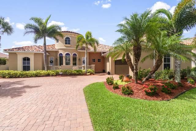 3247 E Cappio Drive, Melbourne, FL 32940 (MLS #878247) :: Blue Marlin Real Estate