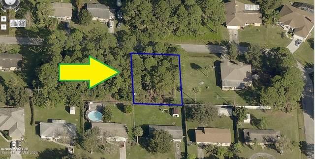816 Fletcher Road SE, Palm Bay, FL 32909 (MLS #878272) :: Armel Real Estate