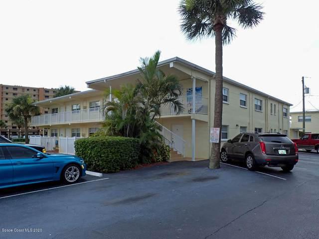425 Tyler Avenue #4, Cape Canaveral, FL 32920 (MLS #878278) :: Blue Marlin Real Estate
