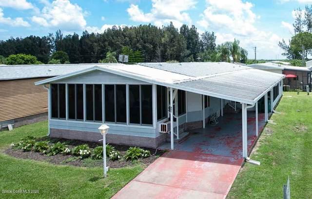 431 Avocado Drive, Barefoot Bay, FL 32976 (MLS #878286) :: Armel Real Estate