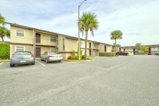 2890 Regency Drive #2890, Melbourne, FL 32935 (MLS #878347) :: Blue Marlin Real Estate