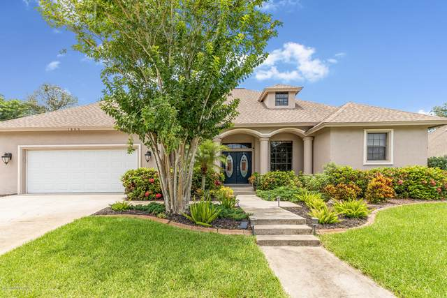 1460 Blueberry Drive, Titusville, FL 32780 (MLS #878361) :: Blue Marlin Real Estate