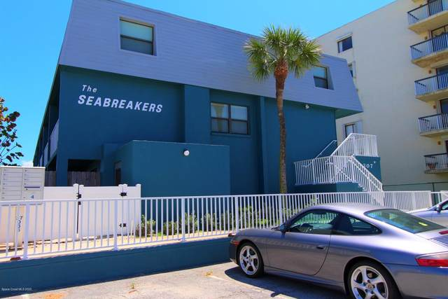 307 Highway A1a #2, Satellite Beach, FL 32937 (MLS #878372) :: Blue Marlin Real Estate