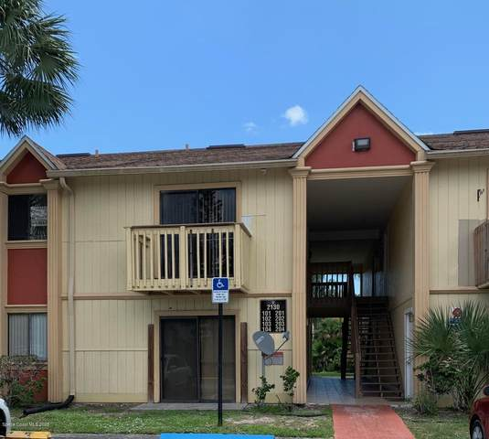 2130 Forest Knoll Drive NE #30101, Palm Bay, FL 32905 (MLS #878384) :: Blue Marlin Real Estate