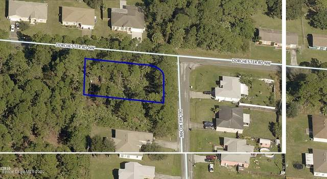 000 NW Corner Of Dorchester / Delake NW, Palm Bay, FL 32907 (MLS #878393) :: Coldwell Banker Realty