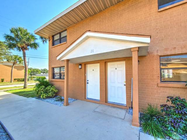 20 Elton Street #0, Melbourne, FL 32935 (MLS #878452) :: Blue Marlin Real Estate