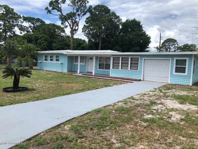 909 Pineridge Road, Cocoa, FL 32922 (MLS #878483) :: Engel & Voelkers Melbourne Central