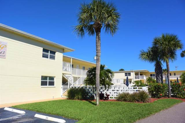 425 Tyler Avenue #8, Cape Canaveral, FL 32920 (MLS #878511) :: Blue Marlin Real Estate