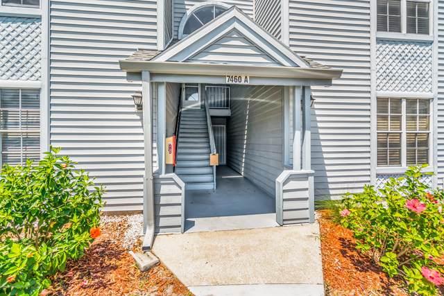 7460 N Highway 1 #202, Cocoa, FL 32927 (MLS #878518) :: Blue Marlin Real Estate
