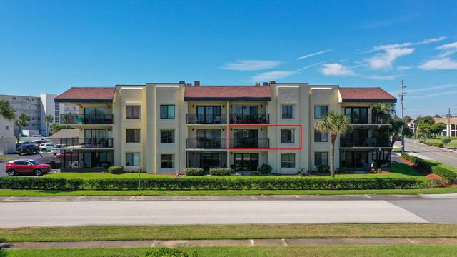 511 Taylor Avenue #511, Cape Canaveral, FL 32920 (MLS #878605) :: Blue Marlin Real Estate