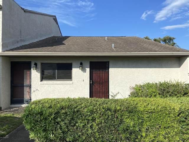 3060 Finsterwald Drive #1, Titusville, FL 32780 (MLS #878624) :: Blue Marlin Real Estate