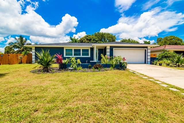 140 Bonita Drive, Merritt Island, FL 32952 (MLS #878655) :: Blue Marlin Real Estate