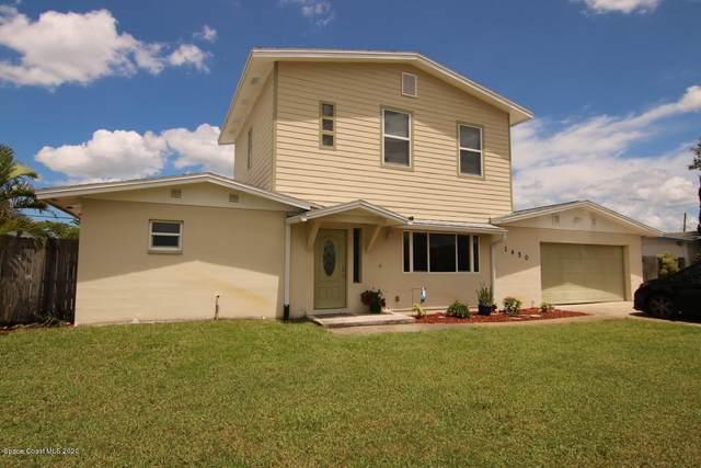 1450 Mercury Street, Merritt Island, FL 32953 (MLS #878668) :: Blue Marlin Real Estate