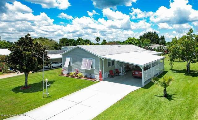 7490 Agawam Road, Micco, FL 32976 (MLS #878694) :: Blue Marlin Real Estate