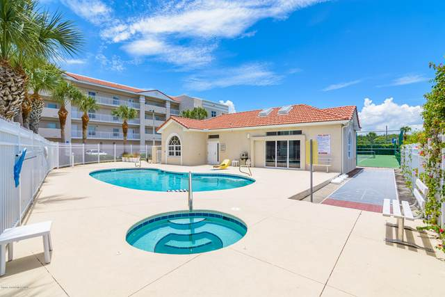 105 Pulsipher Avenue #402, Cocoa Beach, FL 32931 (MLS #878707) :: Engel & Voelkers Melbourne Central