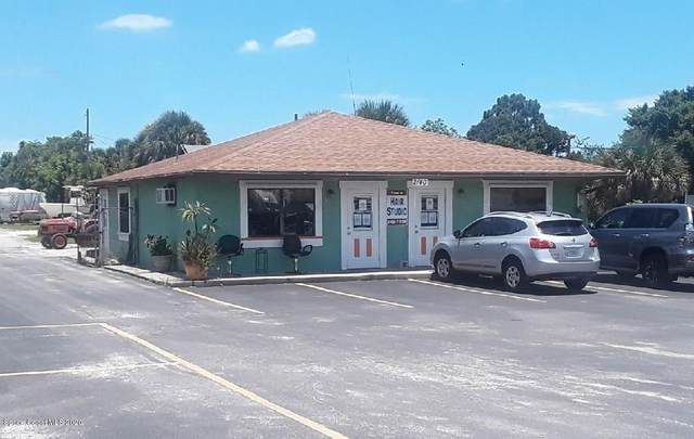2140 Aurora Road, Melbourne, FL 32935 (MLS #878742) :: Engel & Voelkers Melbourne Central