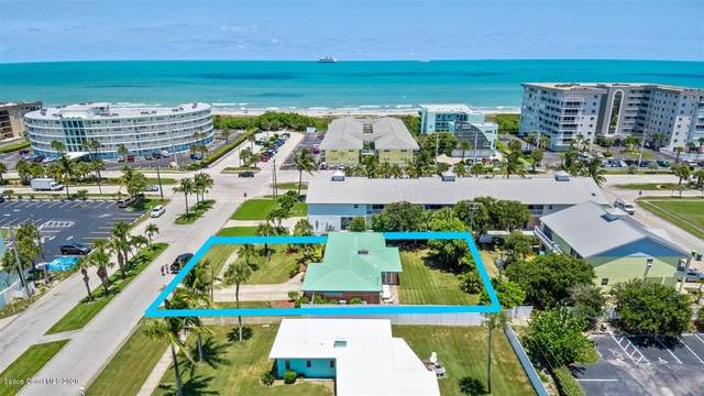 253 Palm Lane, Cocoa Beach, FL 32931 (MLS #878799) :: Engel & Voelkers Melbourne Central