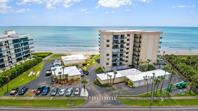 1343 Highway A1a 5D, Satellite Beach, FL 32937 (MLS #878830) :: Engel & Voelkers Melbourne Central