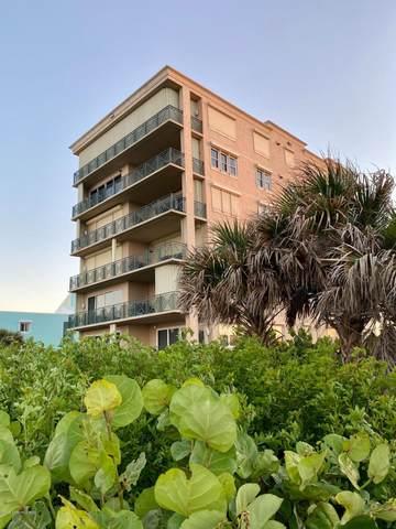 2485 S Atlantic Avenue #501, Cocoa Beach, FL 32931 (MLS #878882) :: Blue Marlin Real Estate