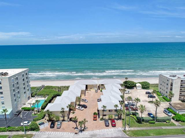 1425 Highway A1a #24, Satellite Beach, FL 32937 (MLS #878893) :: Engel & Voelkers Melbourne Central